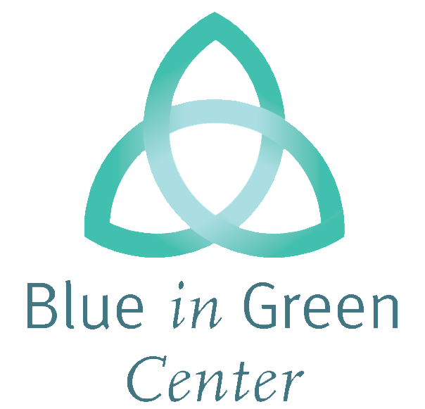 Blue In Green Center